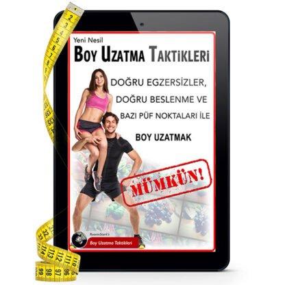 Roonin Stark imzalı Boy uzatma taktikleri kitabı