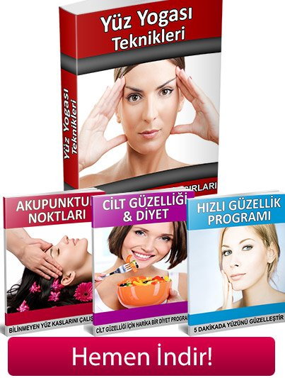 Yüz Yogası Teknikleri Kitabı ücretsiz indir