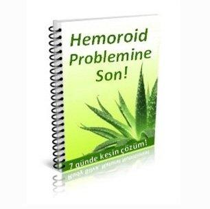 7 günde hemoroid problemine son kitabı